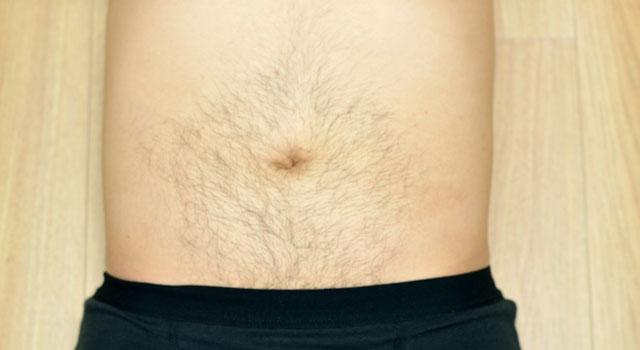 除毛クリームをへそ周りの腹毛に使う時の注意点とコツ